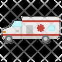 Ambulance Medical Automobile Icon