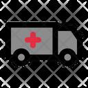 Ambulance Car Medical Icon