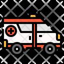 Car Emergency Transportation Icon