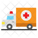 Ambulance Car Transport Icon