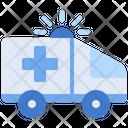 Ambulance Vehicle Emergency Icon
