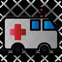 Ambulance Car Rescue Icon