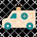 Ambulance Car Hospital Icon