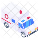 Ambulance Emergency Van Clinical Van Icon