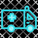 Ambulance Medical Vehicle Icon