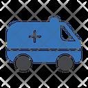 Ambulance Rescue Hospital Icon