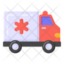 Ambulance Emergency Services Hospital Vehicle Icon