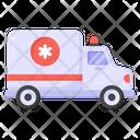 Hospital Vehicle Hospital Transport Automobile Icon
