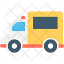Ambulance Transport Medical Icon
