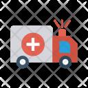 Ambulance Medical Emergency Icon