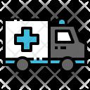 Ambulance Health Emergency Icon