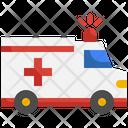 Ambulance Emergency Urgency Icon