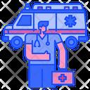 Ambulance Rescue Emergency Icon