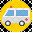 Ambulance Transport Van Icon