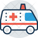 Emergency Service Vehicle Icon