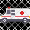 Ambulance Medical Medicine Icon