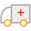 Ambulance Medical Service Icon