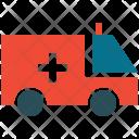 Ambulance Emergency Rescue Icon