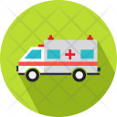 Ambulance Transportation Van Icon