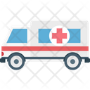 Ambulance Medical Transport Medical Van Icon