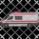 Ambulance Medical Vehicle Patient Vehicle Icon