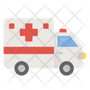 Emergency Emergency Van Hospital Icon
