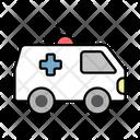 Ambulance Car Emergency Health Icon
