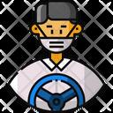 Ambulance Driver Ambulance Avatar Icon