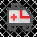 Ambulance Icon Icon