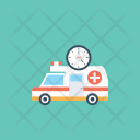 Ambulance Service Emergency Icon