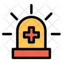 Ambulance Siren Icon