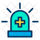 Ambulance Siren Emergency Icon