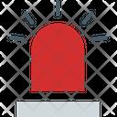 Ambulance Siren Icon