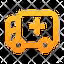 Ambulances Emergency Transportation Icon