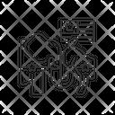 Linear Icon America Icon
