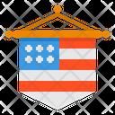 America Flag Flag American Icon
