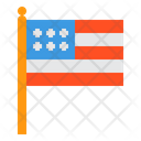 America Flag Usa Flag Flag Icon