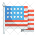 America Flag United States Flag Flag Icon