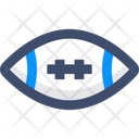 M Americal Football Americal Football Rugby Ball Icon