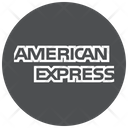 American Express Amex Icon