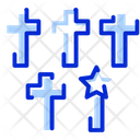 American Cemetery Icon