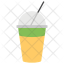 American Coffee Iced Coffee Cold Beverage Icon