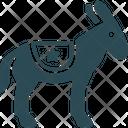 American Democratic Symbol Icon
