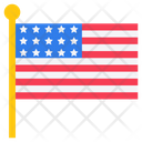 Independence Flag Flag American Flag Icon