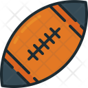 American Football Game Icon