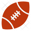 American Football Rugby Rugby Ball Icon