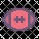 American Football Sport Activity Icon