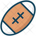 American Football Sports Rugby Icon