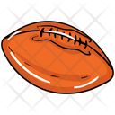 Rugby Rugby Ball American Football Icon