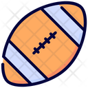 Football American School Icon